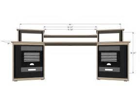 studio corner desk scs digistation recording studio desks sound