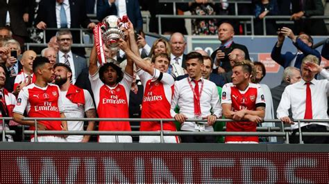 arsenal record arsenal wins record 13th fa cup