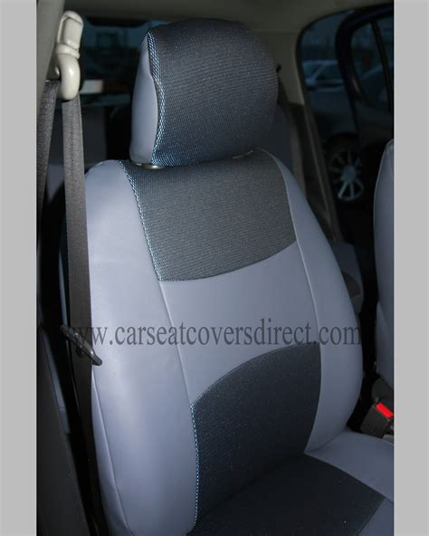 toyota yaris seat covers 2005 toyota yaris seat covers custom tailored seat covers car
