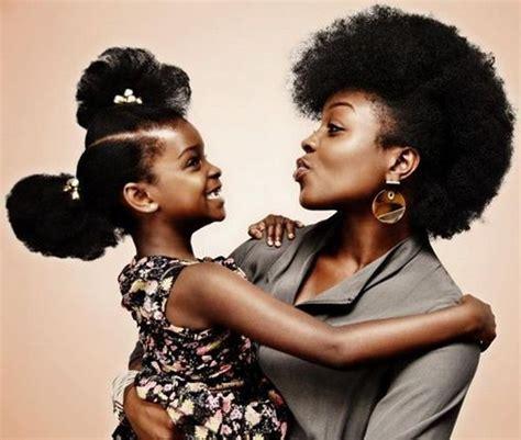 after 5 natural hairstyles natural hairstyles hergivenhair pics 10 heart warming black mother daughter natural