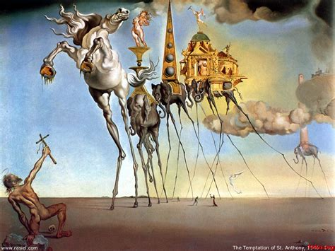 dal the paintings lady gaga borrows ideas from salvador dali and his wife