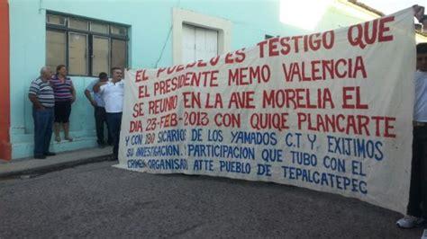 de templarios se mantiene en la nomina de la sep la primera plana tepalcatepec la n 211 mina de los templarios