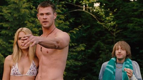 Cabin In The Woods Chris Hemsworth by Chris Hemsworth Was Actually The Villain In This