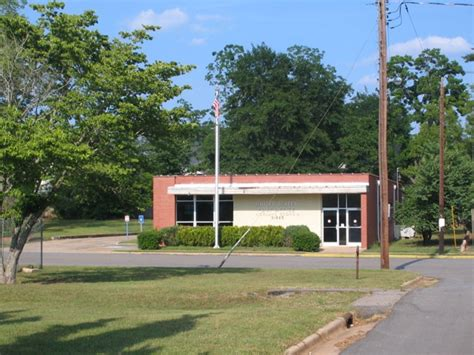 Richland Post Office by Richland Ga U S Post Office Photo Picture Image