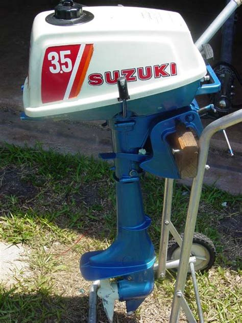 Suzuki 5hp Outboard Suzuki 3 5 Hp Outboard Motor For Sale