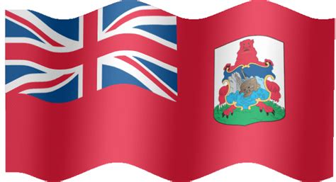 flags of the world hamilton animated bermuda flag country flag of abflags com gif