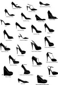 shoe guide shoe guide choose the right shoes for your shape