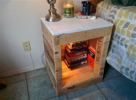 Cheap Kitchen Decorating Ideas Recycled Pallet Nightstand Ideas Recycled Pallet Ideas