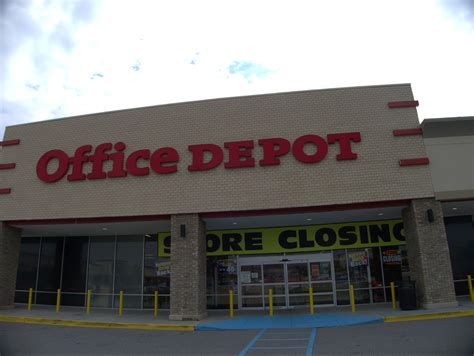 Office Depot Closing Stores List Officemax Office Depot 252 Harbison Boulevard 16 June