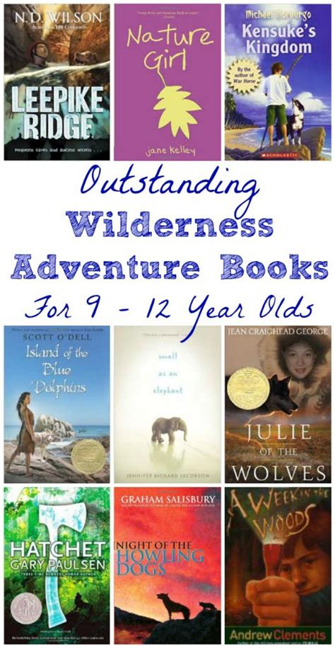 age books adventure chapter books for elementary middle school