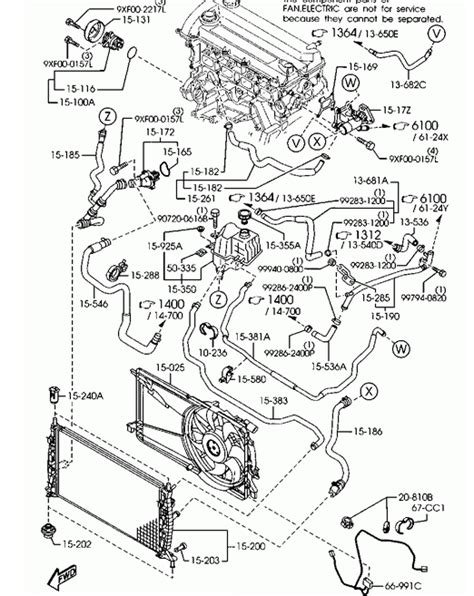 3 engine bay diagram mazda wiring diagrams