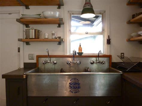 Old Style Kitchen Faucets by Top Hat House Remodel Michelle De La Vega