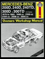 mercedes benz 250 and 280 w123 series haynes workshop manual workshop car manuals repair w123 workshop manuals