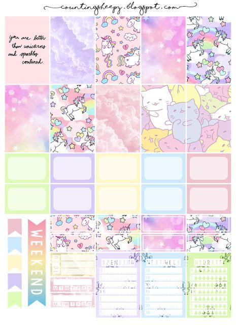 printable planner supplies 25 best ideas about printable planner stickers on