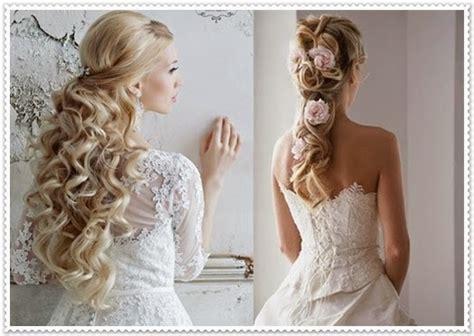 Geflochtene Brautfrisuren F 252 R Haar 2016 Trend Neu Frisuren