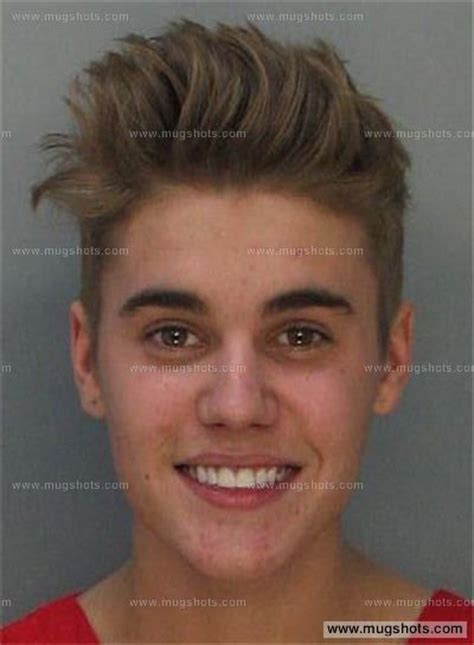 Justin Bieber Arrest Records Justin Bieber Pop Singer Finally Joins His Friends With An Arrest Record Of His Own