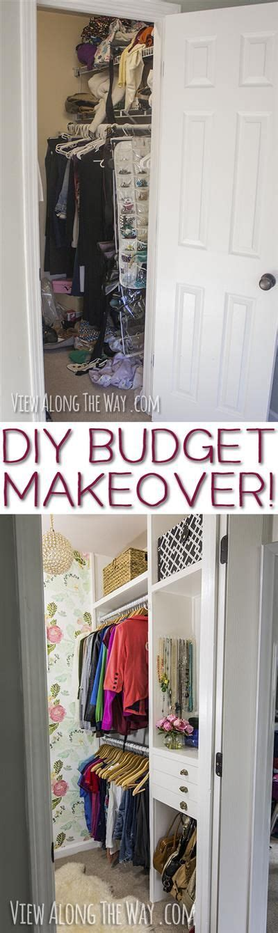 closet makeovers closet makeovers closet and dream closets on pinterest