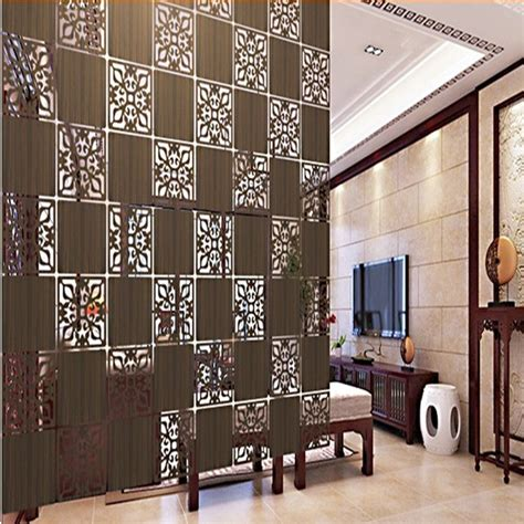 wooden partition wall online buy wholesale carved wood room divider from china
