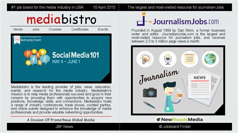 events mediabistro jobs classes community and news bali property two major niche job boards for journalism in usa