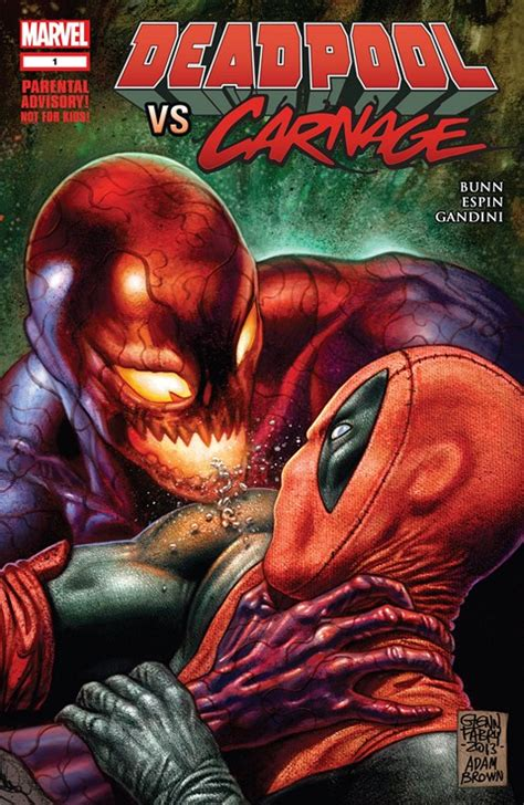 deadpool vs carnage 1 4 tpb 2014 2015 getcomics