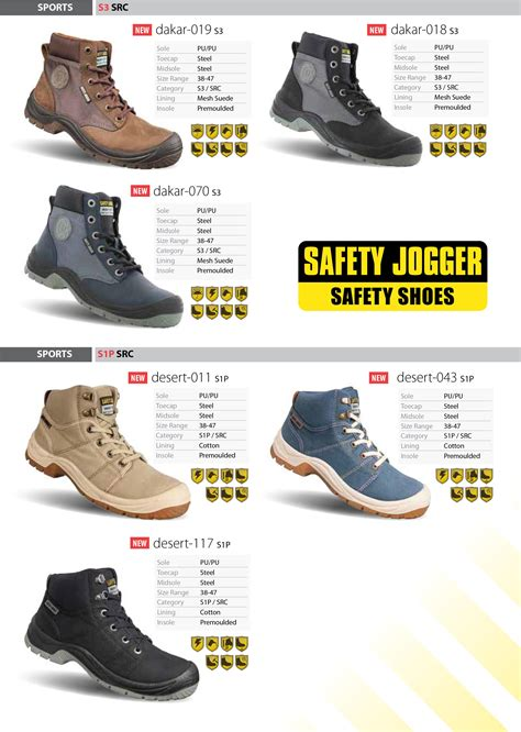 Sepatu Safety World Cruiser vprotx richworld electrical industrial corp