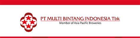 Saham Multi Bintang Indonesia tips pengetahuan umum seputar kita lowongan kerja pt multi bintang indonesia tbk exp