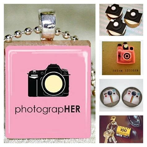 Handmade Gifts Etsy - photography lover gifts on etsy handmade vintage