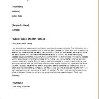 sample letter responding to false allegations unique sample response letter to false accusations how 153   Disagreement Letter to a False Accusation 320x320