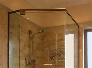 custom glass shower enclosures alone eagle remodeling