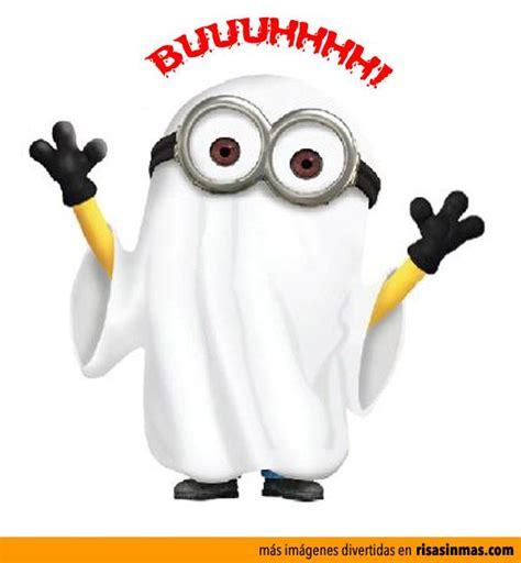 imagenes de minions lindos minion fantasma de halloween humor e im 225 genes
