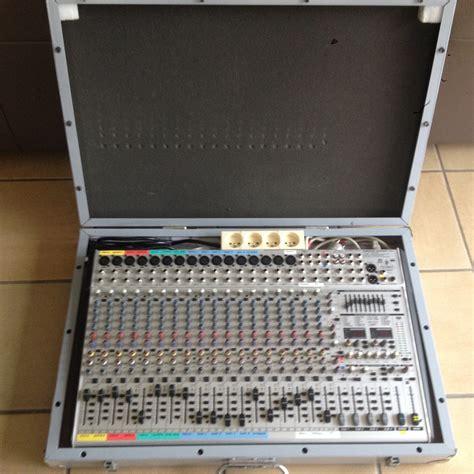 Mixer Eurodesk behringer eurodesk sl2442fx pro image 1641348 audiofanzine