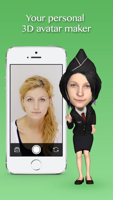 create 3d insta3d create your own 3d avatar on the app store