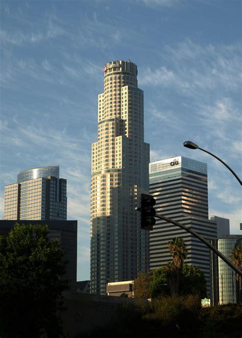 us bank u s bank tower the skyscraper center