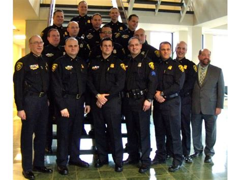 Officer In Michigan by Dearborn Dept Celebrates Promotion Of 7 Officers