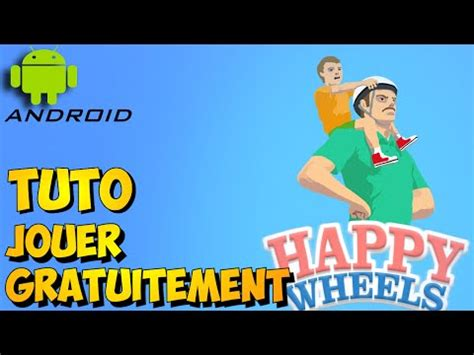 aptoide happy wheels jeux andr elaegypt