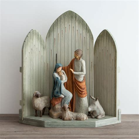 decor willow tree nativity sets for sale for intersting