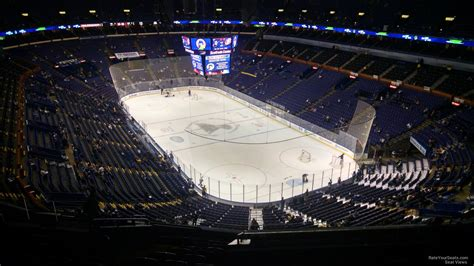 scottrade center seating rows scottrade center section 331 st louis blues