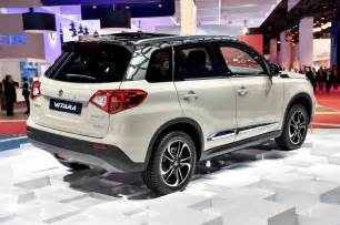 suzuki new car india new suzuki vitara compact suv could be mistaken for a