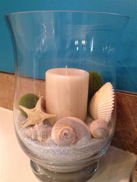 decorating with seashells in a bathroom sea shells decoration coastal decorating pinterest