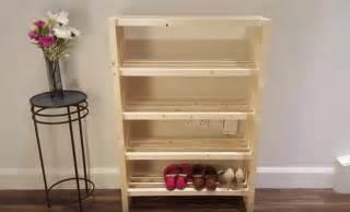 tutoriel fabriquer un meuble 224 chaussures