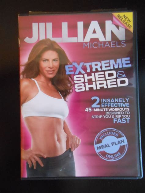 Shed And Shred by Election Day Review Of Jillian Xtreme Shred And