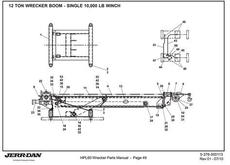 tow truck parts diagram shop by diagram detroit wrecker sales