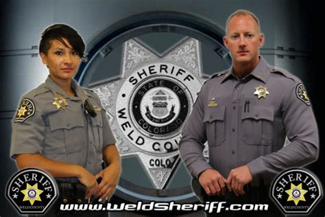 Weld County Sheriffs Office by Weld County Sheriff S Office Unveils New Uniforms Pictures