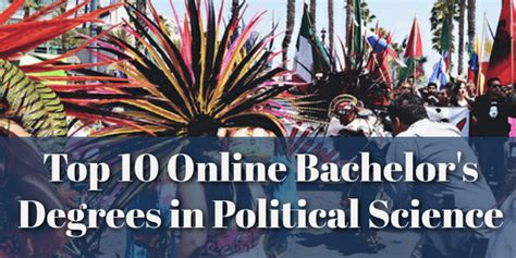 Political Science Bachelors Mba by Top 10 Bachelor S Degrees In Political Science