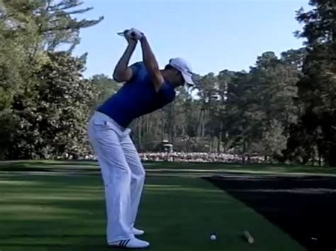 dustin johnson swing sequence my swing chipless member swings the sand trap com
