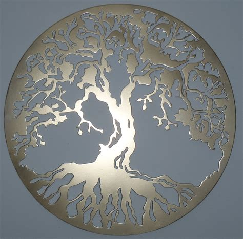 fantastic metal wall art decor decorating ideas images in amazing golden tree of life metal wall art decor sculpture