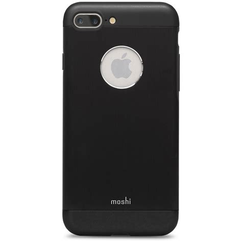 h iphone 7 plus moshi armour for iphone 7 plus black 99mo090004 b h photo