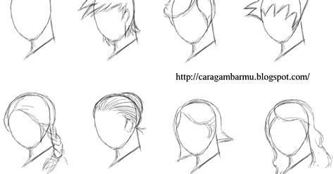 Komik Step No 3 5 Dan 7 Mangaka Adachi Mitsuru menggambar rambut