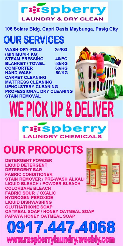 laundry flyers templates quoteko