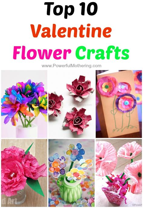 top 10 flowers for valentines day top 10 flower crafts